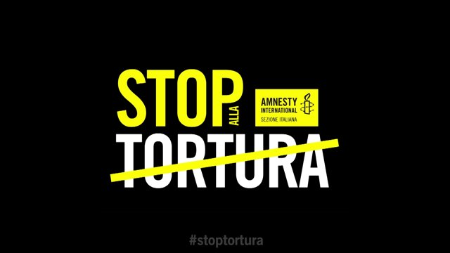 #stoptortura: il video shock di Amnesty International