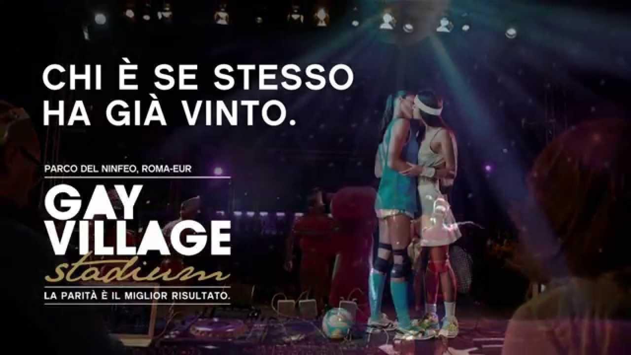Gay Village 2014: la sigla che infiamma gli animi