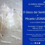 Mostre Roma: a Galleria Vittoria la mostra di Micaela Legnaioli