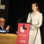 Emma Watson alle Nazioni Unite: se non ora quando?