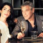 George Clooney e Amal Alamuddin sposi a Venezia