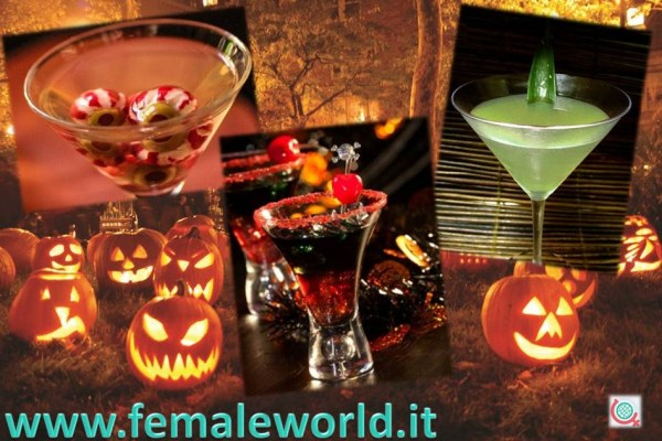 Menu di Halloween 2014: cocktail da preparare
