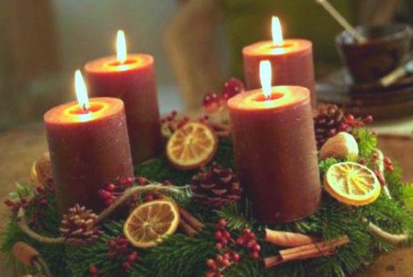 Idee per un natale low cost crea decorazioni natalizie - Creare decorazioni per natale ...