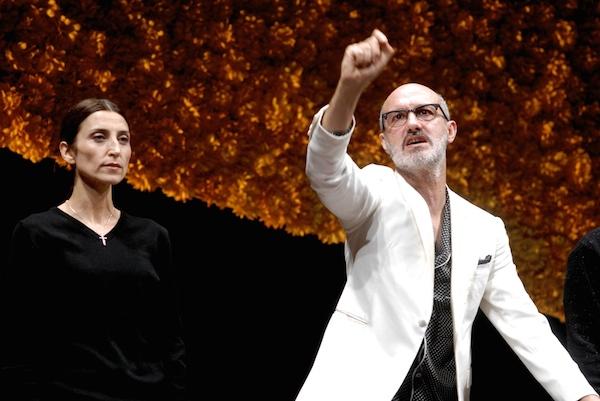 Sei femmina, tu?  Se tu evi femmina…. NATALE IN CASA CUPIELLO al Teatro Argentina di Roma nella rilettura di Antonio Latella