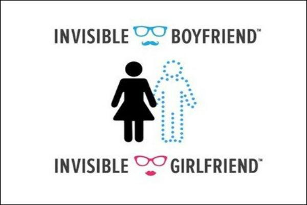 Invisible boyfriend: l'app per far finta di avere un fidanzato