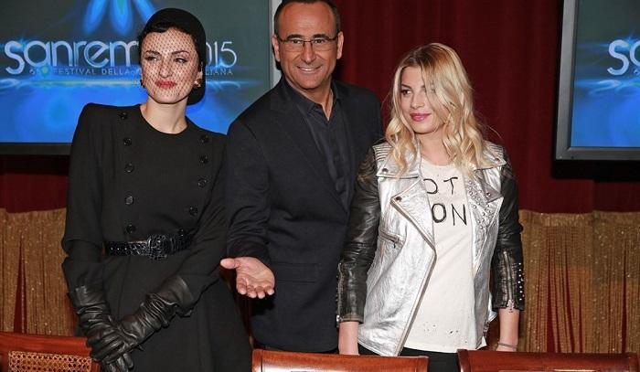 Festival di Sanremo 2015: ecco i cachet dei conduttori