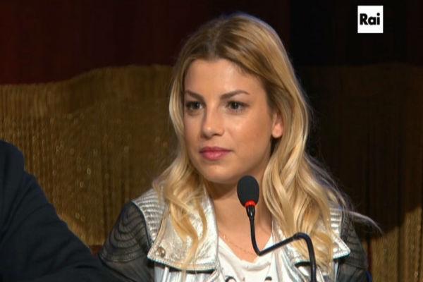 Sanremo 2015: Emma rinuncia al suo cachet