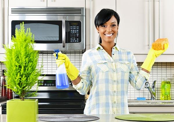 Cucina pulita: 4 trucchi per renderla splendente