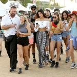 Coachella Festival: lo stile hippie