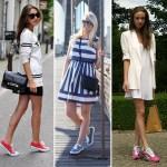 Tendenza moda estate 2015: minigonna senza tempo