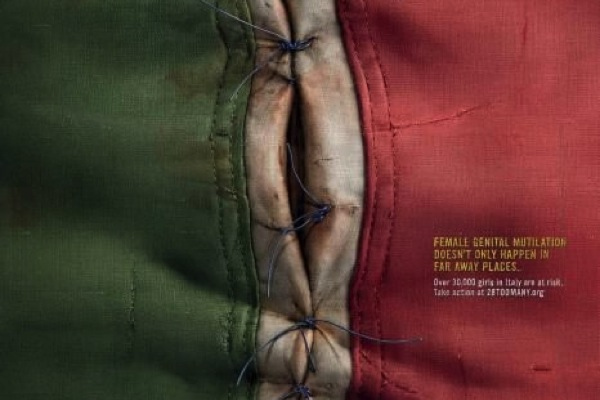 Mutilazioni genitali femminili in Europa: la campagna