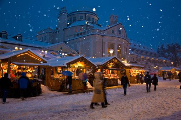 Mercatini di Natale, i migliori in Italia e in Europa