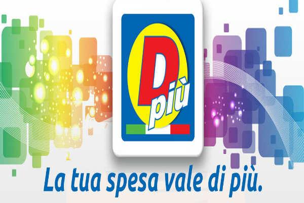 Supermercati  DPiù: offerte di lavoro disponibili