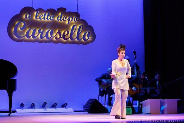 A Letto dopo Carosello Deluxe con Michela Andreozzi