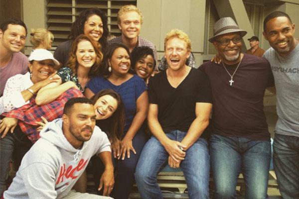 Grey's anatomy: Sara Ramirez lascia il cast dopo 10 anni