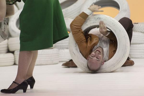 PPP (hommage à Pier Paolo Pasolini) drammaturgia e regia di ricci/forte