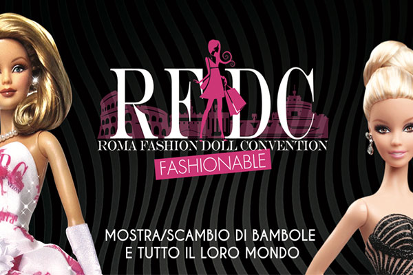 Roma Fashion Doll Convention 2016