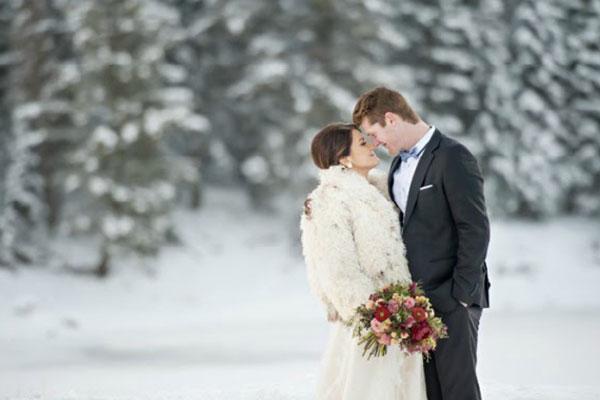 Sposarsi a Dicembre: 3 buone ragioni per sposarsi in inverno