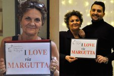 """I LOVE VIA MARGUTTA"": mille scatti in mostra"