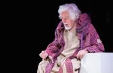 Edipo di Sofocle con Glauco Mauri e Roberto Sturno al Teatro Eliseo di Roma