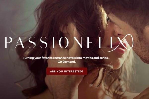 Passionflix, nuova piattaforma streaming dedicata alle donne e ai romance