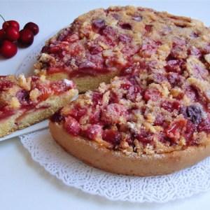 torta soffice con le ciliegie inforna con silvana