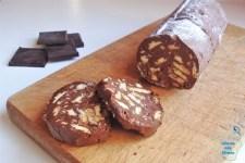 InForna con Silvana, la ricetta del salame al cioccolato