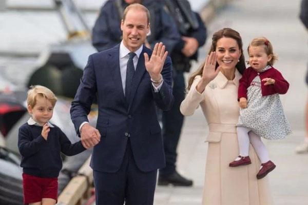 Kate e William aspettano il terzo figlio, cresce la famiglia reale