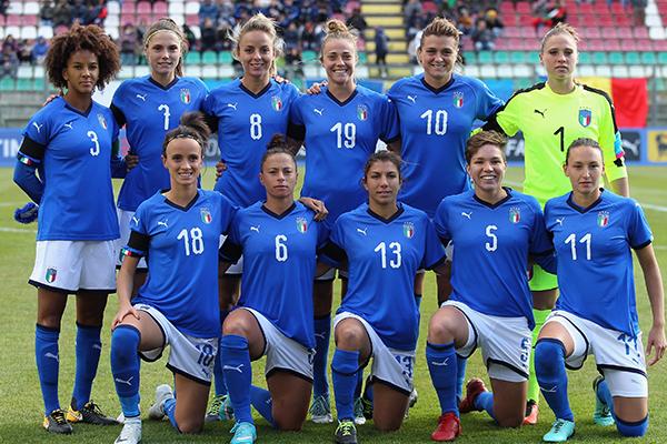 L'Italia insegue ancora il Mondiale grazie alla Nazionale femminile