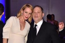 "Uma Thurman contro Weinstein: ""Felice Ringraziamento a tutti! Tranne a te Harvey"""
