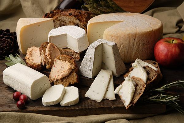 Acquistare i formaggi online per le feste di Natale
