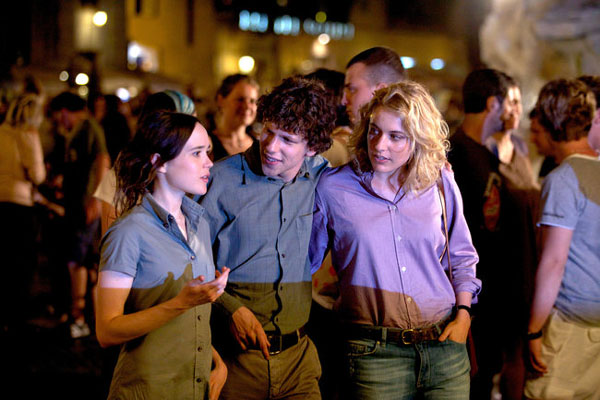 To Rome With Love Greta Gerwig