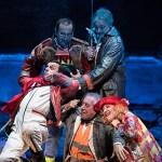 Circus Don Chisciotte in scena al Teatro Eliseo di Roma