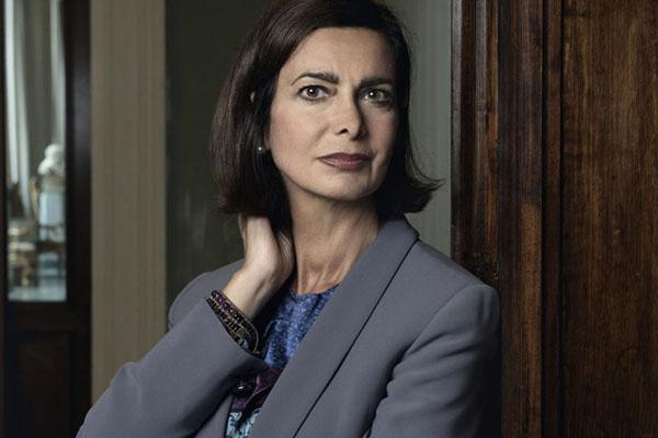 Laura Boldrini appoggia Asia Argento