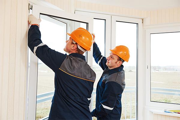 costi per il montaggio delle finestre