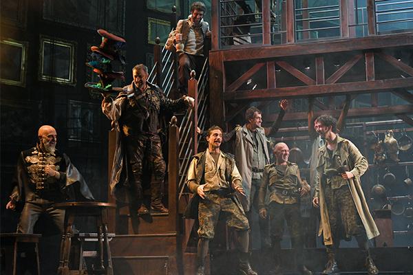 Teatro Eliseo di Roma: Cyrano di Bergerac con la regia di Nicoletta Robello Bracciforti inaugura la nuova stagione