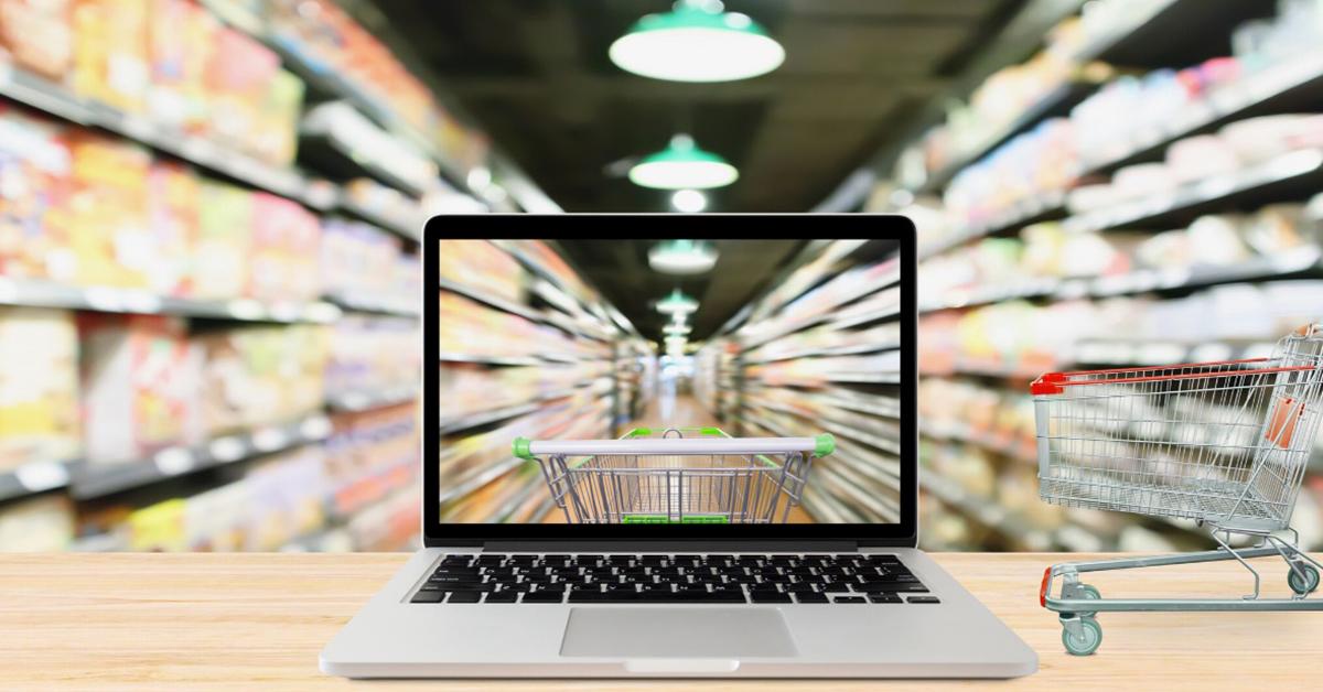 Spesa alimentare online, gli italiani sempre più attivi