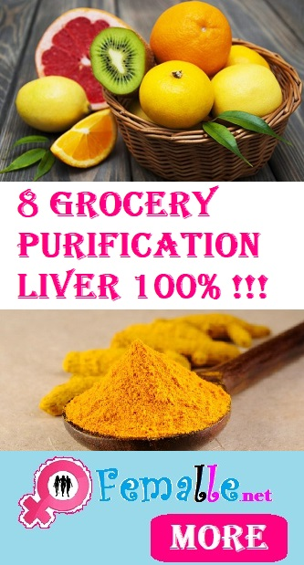8 Grocery Purification Liver