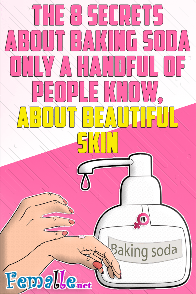 The 8 Secrets About Baking Soda Only A Handful Of People Know, About Beautiful Skin