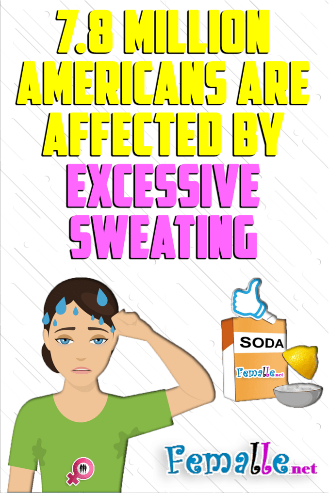 7.8 million Americans are Affected by Excessive Sweating