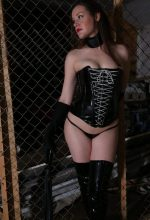 Mistress Evangeline Ducharme - Vancouver, Canada
