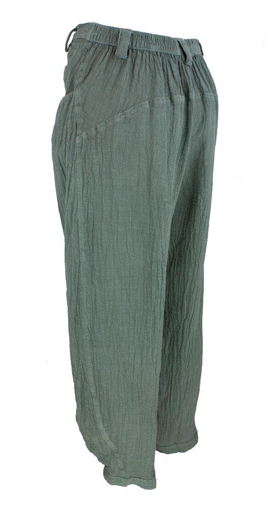 Bohemè  leveälahkeiset  housut
