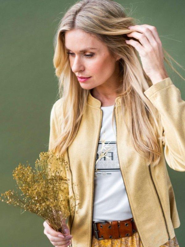 Femeia Fashion In Front Mabel takki kevät 2020