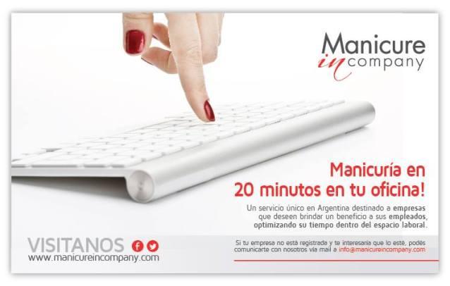 Manicure in Company en empresas y en eventos