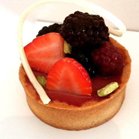 "Nace ""All Red"": la nueva tarta de almendras de Atelier Pastry"