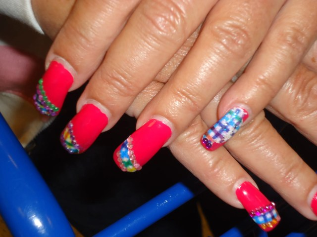 Uñas decoradas Miami