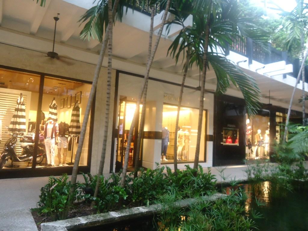 Paseo de compras por Miami en Bal Harbour Shops