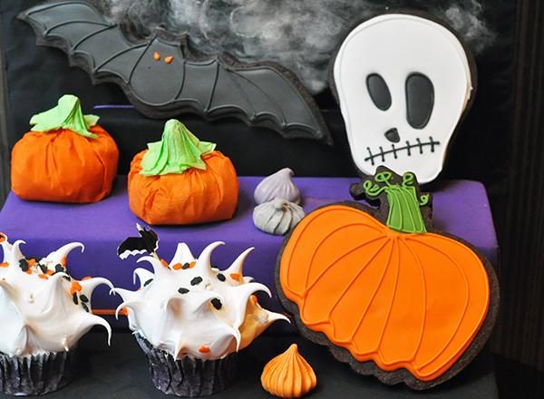 Goloso festejo de Halloween con Smeterling Pâtisserie