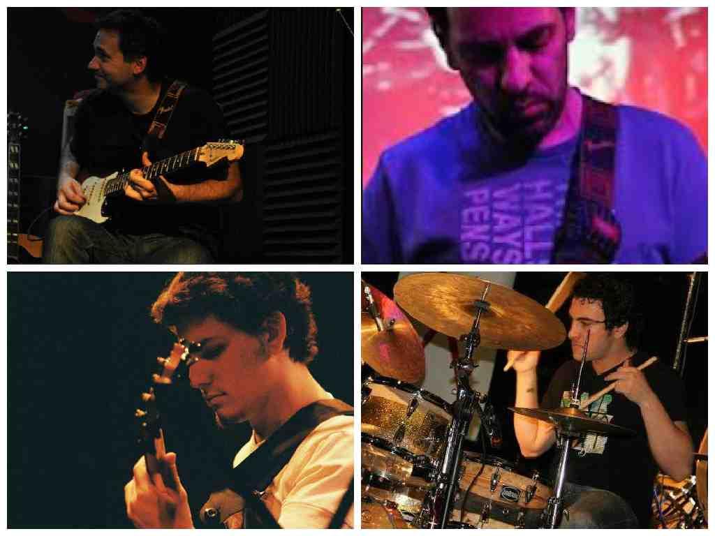 Jazz di Funk  jueves 4/6 (concierto exclusivo en Zona Oeste)