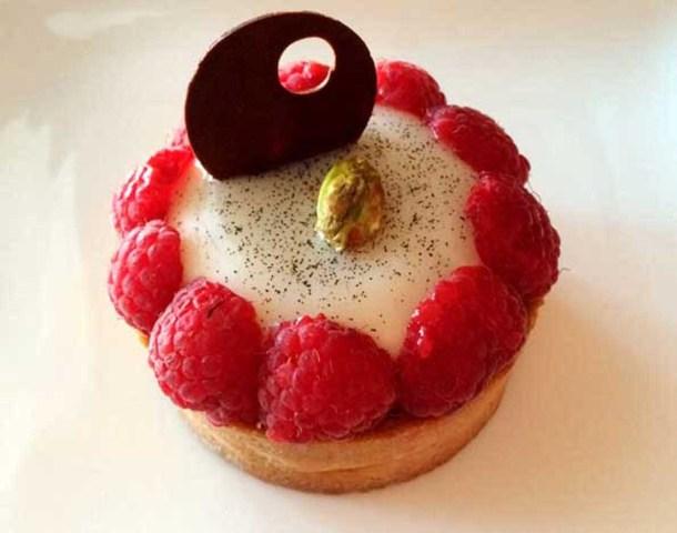 """Mini Torta """"Infinit Fresh"""" es la propuesta gastronómica de Atelier Pastry para obsequiar en San Valentín"""